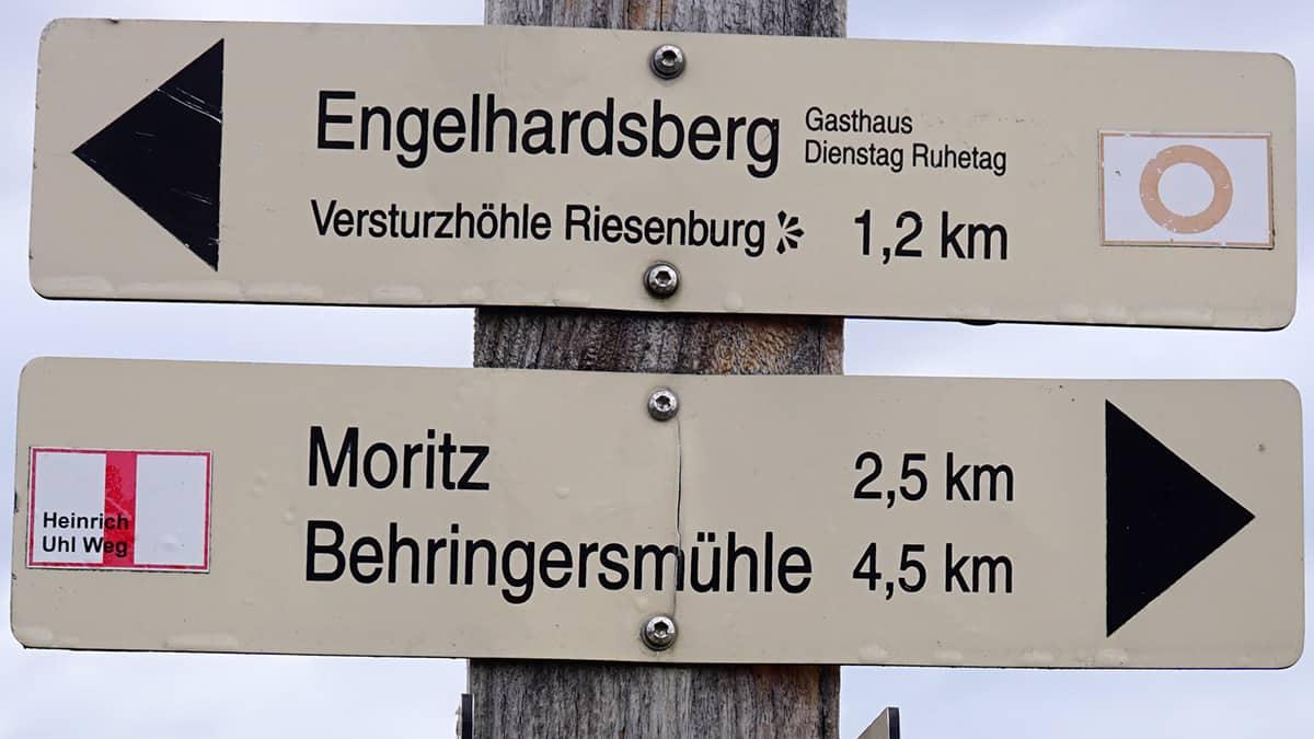 Behringersmühle, Muggendorf, Doktorshöhle
